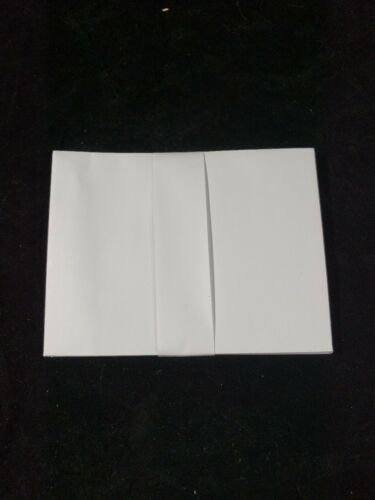 """Envelope for Announcement Wedding Invitation 4.37x5.75/"""" Quality White A6 4x6/"""""""
