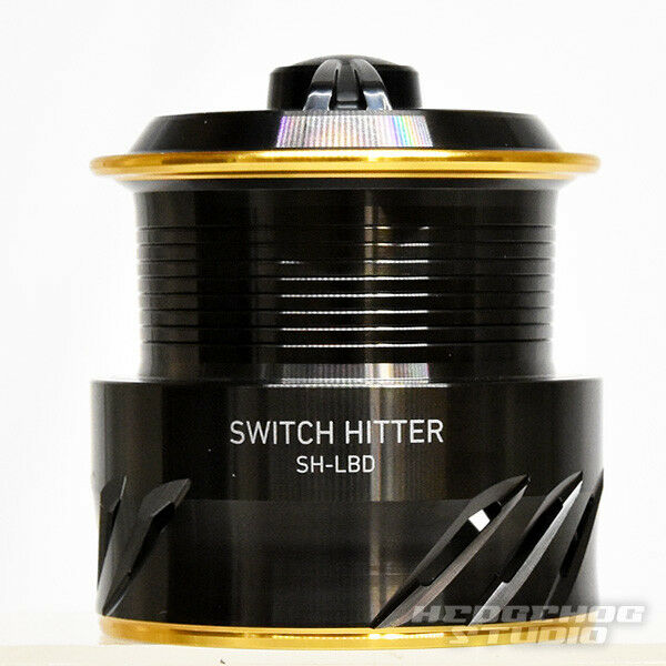 DAIWA Genuine 18 SWITCH HITTER SH-LBD Original Spare Spool  Sea  Bass Fishing