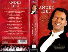"VHS - "" andré RIEU - 100 Jahre STRAUß "" (1999)"