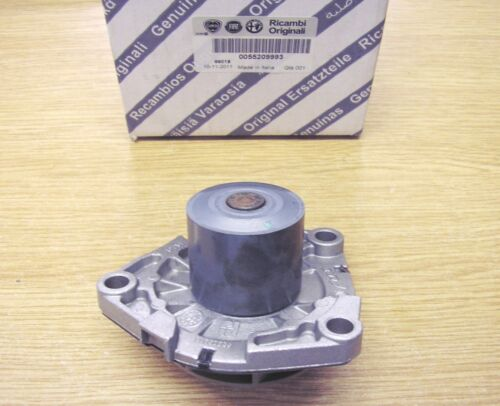 Fiat Doblo 1.6 2.0 JTD Multijet MK3 New  GENUINE Fiat Water Pump