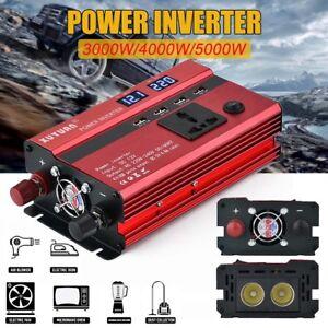 3000W-4000W-5000W-Car-Power-Inverter-DC-12V-To-AC-110V-220V-Sine-Wave-Converter