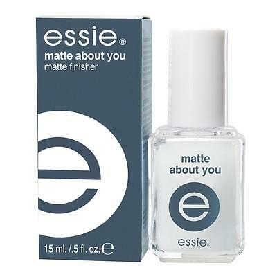 Essie Matte About You Matte Finisher Top Coat - .46 oz (13.5 ml)