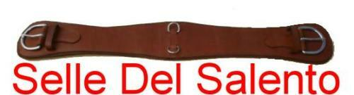 Sottopancia per sella Western Americana elastolen antifiaccatura cm 90