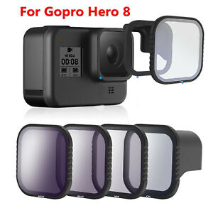 Para-Gopro-Hero-8-Camera-Lens-Filter-CPL-ND-Optical-Glass-Filtro-de-Lente-Camara