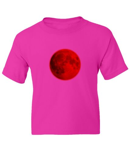 Enfants Garçons Filles du sang et des Roses T-Shirt Crâne