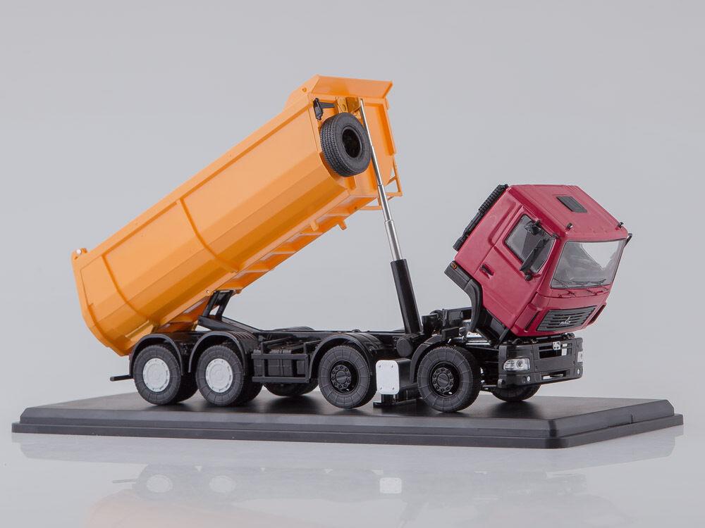 MAZ 6516 dump SSM SSM SSM 1208 1 43 203658
