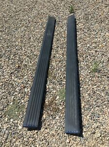 2007-Lincoln-Navigator-L-Running-Boards-OEM-Used-92-Inch-Long-LOCAL-PICK-UP