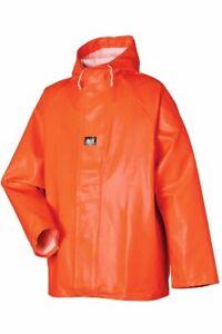 impermeabile Abbigliamento Capispalla lavoro Stavanger Cappotto 70004 Hansen per chiaro adulti da Arancione Men Helly qwvERC8