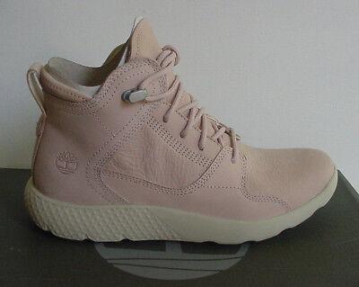 Timberland Flyroam Hiker Herren Blau Sneaker Stiefel | Auf