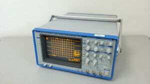 Provided Lecroy 9400a Oscilloscope Dual 175mhz 100ms/s-5gs/s Test, Measurement & Inspection Oscilloscopes & Vectorscopes