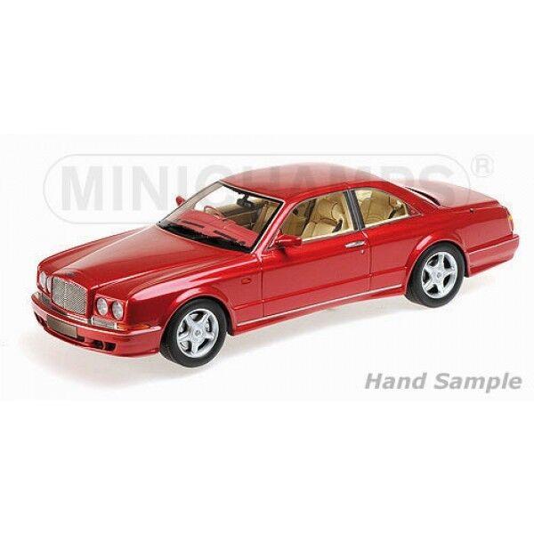 Minichamps 1996 Bentley Continental R Rot Metallic 1 18 Neu Freigabe