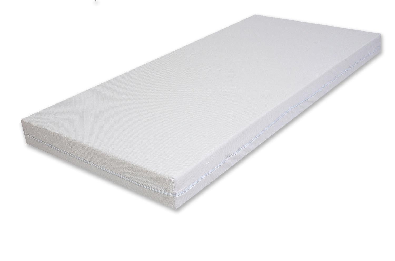 Best Matratze 14 cm hoch Kaltschaummatratze Jerseybezug 60x120-200x200 16 Größen