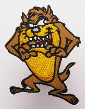 "TAZ ... ""TASMANIAN DEVIL"" Iron-On Embroidered Patch - MIX 'N' MATCH - #5U12"