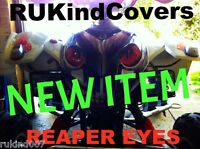 Polaris Predator Reaper Headlight Covers Reaper Eye's Great Stocking Stuffer