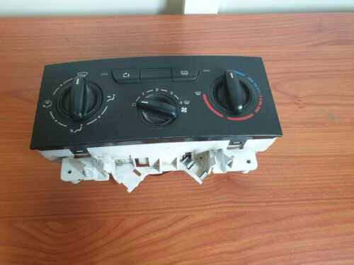 PEGEOUT Partner 2012 Heater Control Panel 1.6 HDI