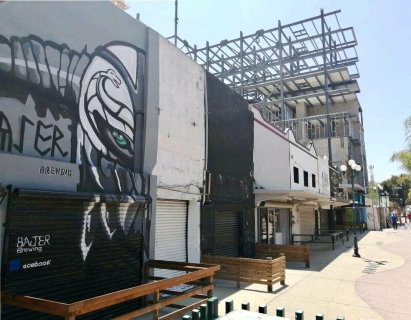 Local Comercial en Renta Avenida Revolución Zona Centro Tijuana