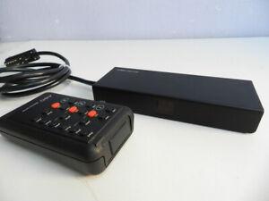ASC Infrarot-Fernbedienung: ASF 6010 (Sender) und ASE 6010 (Empfänger)