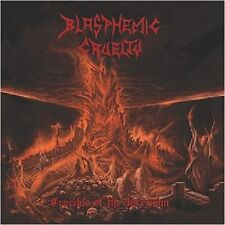 BLASPHEMIC CRUELTY - Crucible Of The Infernum MCD