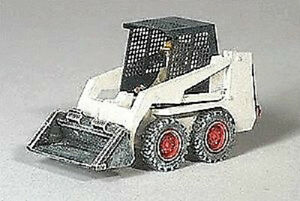 Escala-H0-Juego-Construccion-Metal-Bobcat-61001-Neu