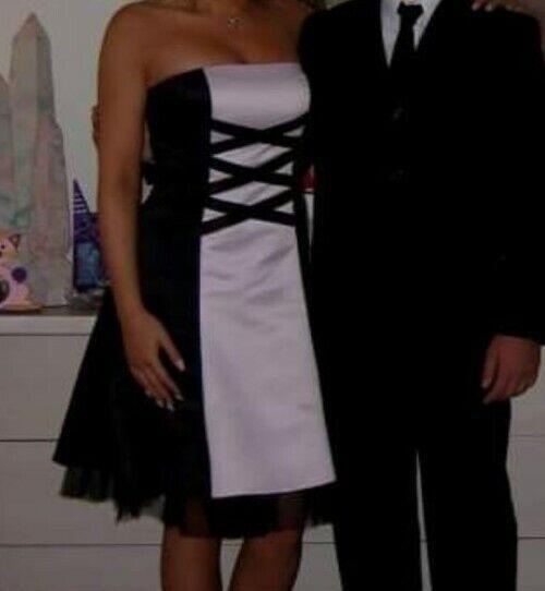Jessica McClintock for Gunne Sax Tuxedo Dress - image 4