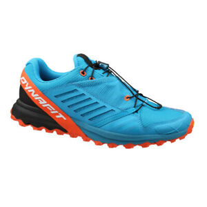 100% Vrai Scarpe Speed Hiking Trail Running Escursionismo Dynafit Alpine Pro Blue Methyl Nettoyage De La Cavité Buccale.
