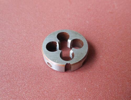 1pc Metric Left Hand Die M5 X 0.5mm Dies Threading Tools 5mm X 0.5mm pitch