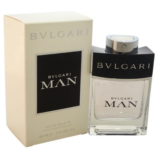 Bvlgari Man for Men - 2 oz EDT Spray
