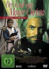 Der Graf von Monte Christo - Richard Chamberlain - Tony Curtis - DVD - OVP - NEU