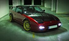 Nissan 200sx S13 PS13  Arches Fenders JUN FLARES +35/55   CA SR RB JZ drift kits