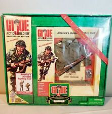 "GI Joe 40th Anniversary 12/"" Action Marine Set 20th in a Series"
