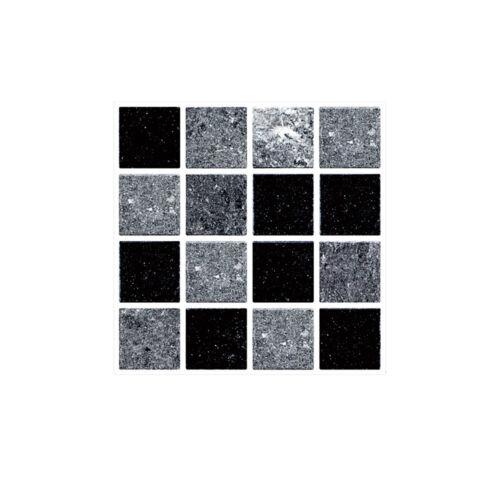 Mosaic Sticker Kitchen Tile Stickers Bathroom Self-adhesive Wall Decor DIY Home~