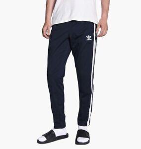 Details about [BR2238] Mens Adidas Originals Adibreak Snap Track Pants - Legend Ink