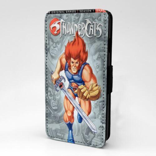 Thundercats Snarf Lion-o a presión Funda para teléfono móvil-T868