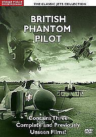 British Phantom Pilot (DVD, 2010)  (L19)