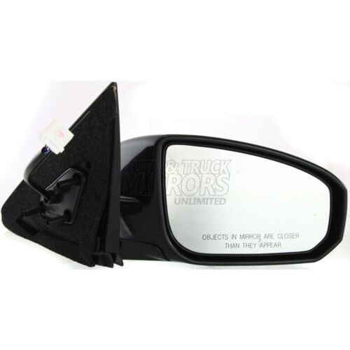 Fits Maxima 04-08 Passenger Side Mirror Replacement Se Or Sl Models