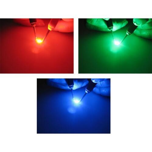 SMD LED 0402 RGB rojo//verde//azul colores individualmente escindido ánodo común c4000