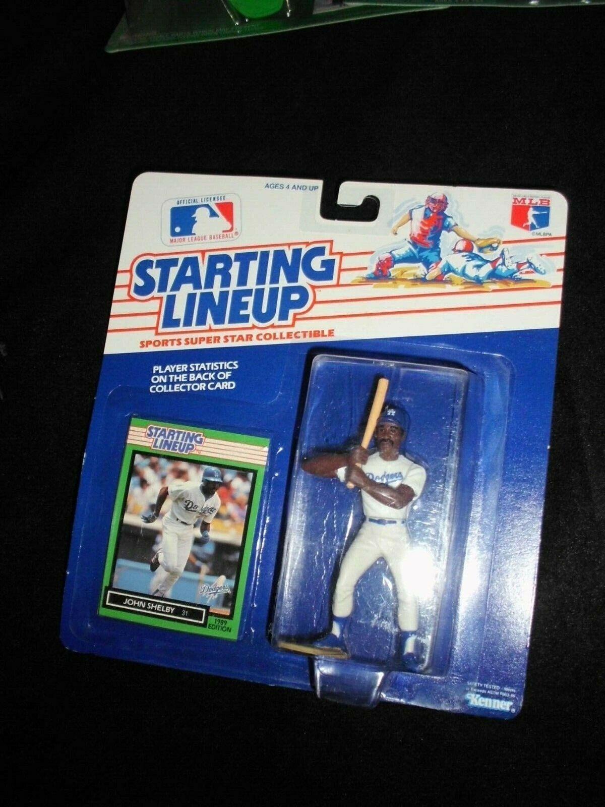 1989 dula John Shelby Los Angeles Dodgers  régional objet Crisp Paquet 030319  meilleure mode