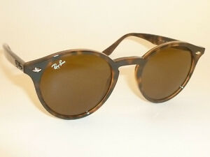 New RAY BAN Sunglasses Tortoise Frame RB 2180 710 73 Brown Lenses ... 47b4f09c1c