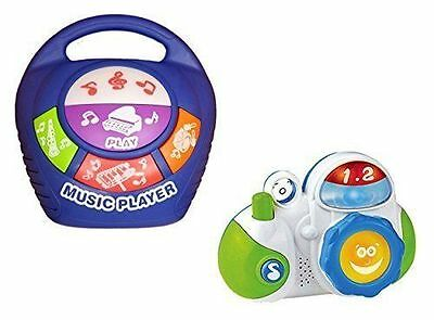 Play Right music player for children 18 months and up