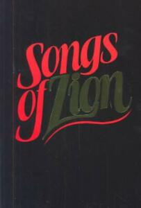 Zion Songs Book