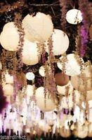 20x Round Chinese Paper Lanterns 8,10,12,16,18 20'' Wedding Party Decor Us