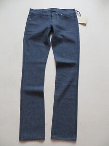 7-For-All-Mankind-Tweed-Jeans-Hose-W-30-L-34-NEU-Indigo-Tweed-MADE-IN-USA
