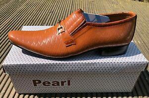 Men-039-s-Casual-Chaussures-Formel-Bureau-Smart-Travail-Lacets-Chaussures-UK-6-11