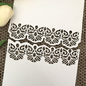 lace Design Metal Cutting Dies For DIY Scrapbooking Card Paper Album D  MC