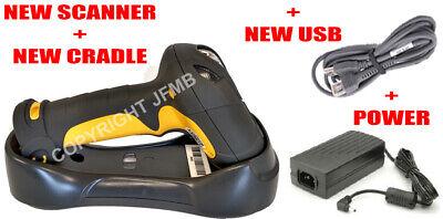 Symbol Motorola DS3578-SR2F005WR 1D//2D Cordless Barcode Scanner Cradle