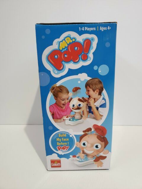 Goliath Mr Pop Game 1-4 Players Ages 4 for sale online