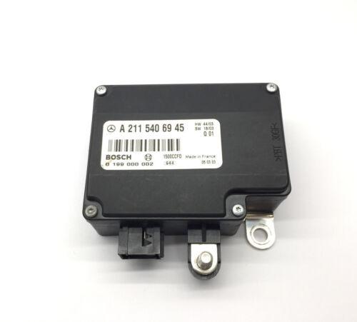 Mercedes Batteriesteuergerät A2115406945 Bosch 0199000002 12 Monate Grarantie