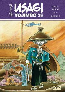 Usagi Yojimbo. Saga. Tom 7 - Sakai Stan (polish book)