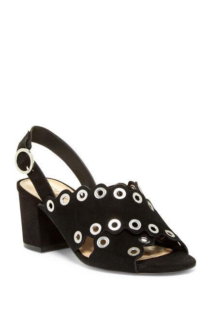 vendita calda online Brand New New New Sam Edelman Donna  Seana Suede Heel Sandals  negozio outlet