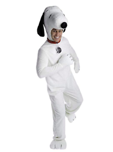 Palamon Snoopy Deluxe Adult Costume Large Size 44